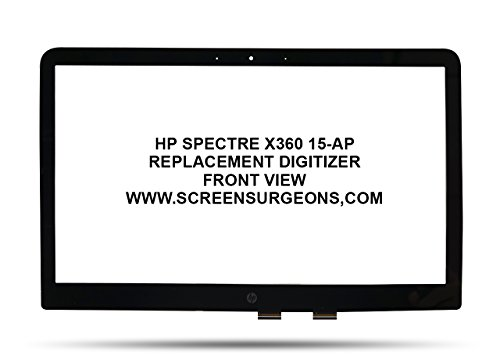 HP Spectre x360 15-AP Replacement - Fee Mail Priority