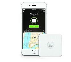 Tile Slim - Phone Finder. Wallet Finder. Item Finder - 4-pack