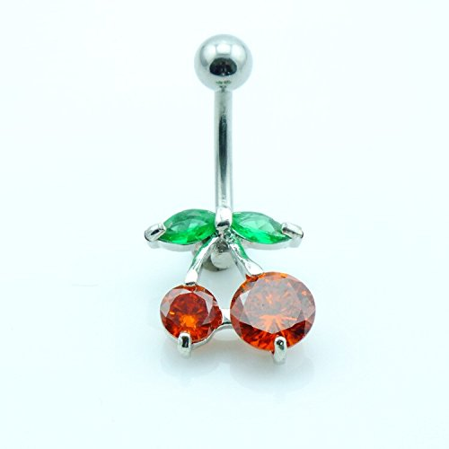 New Colourful Sunflower Crystal Navel Belly Button Ring Body Piercing richbest