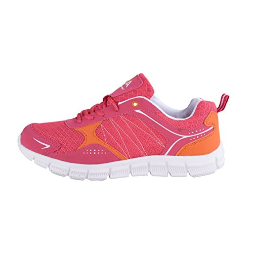 Activity Damen Pink Fitness Schuhmarketing Pink Sportschuhe HSM Schuhe Action Sneaker EqcAwwWftx