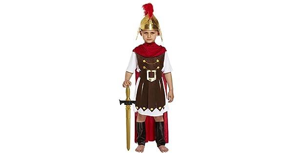 Amazon.com: Rimi percha de ropa infantil disfraz de romano ...