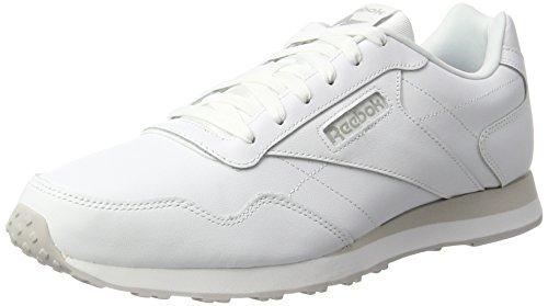 white Glide steel Homme Baskets Lx Royal Blanc Reebok Basses 8qg0n