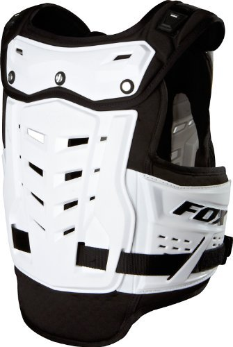 White Fox Racing Raptor Proframe LC Youth Roost Deflector