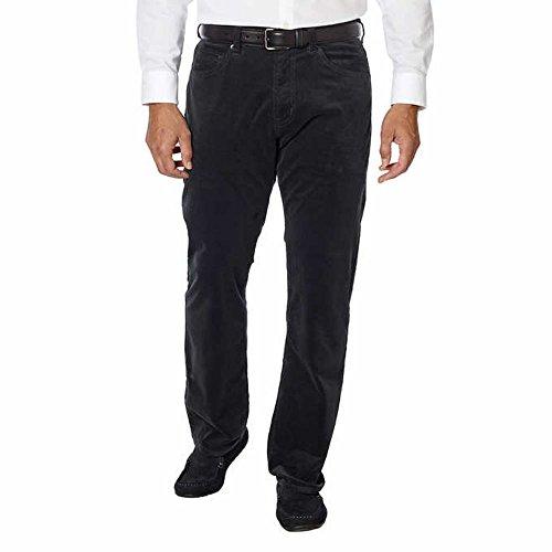 Corduroy Signature - Kirkland Signature Mens 5-Pocket Corduroy Pant (3434, Gray)