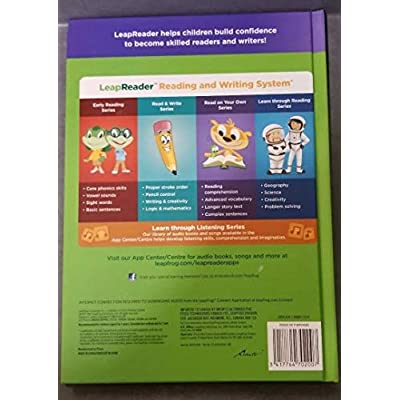 LeapFrog LeapReader Tag Activity Storybook Pirates The Treasure of Turtle Island: Toys & Games