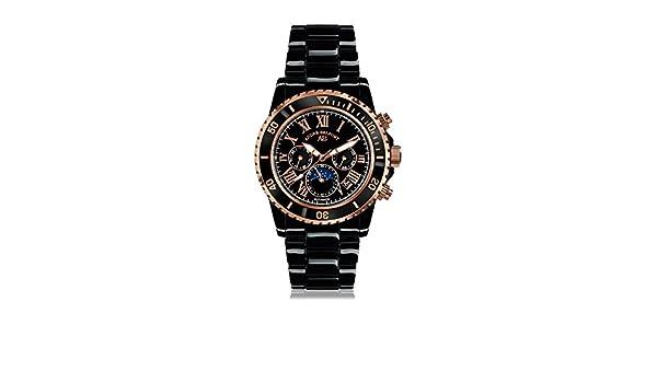 André Belfort Reloj automático Man Sirène 410263 41 mm: Amazon.es: Relojes
