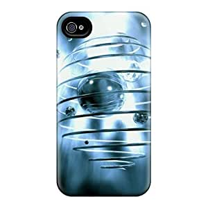 Defender Cases For Iphone 6, 3d Spiral Pattern