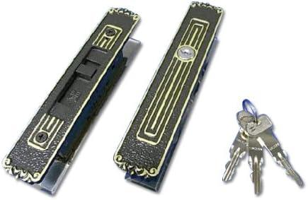 アルミサッシ用引違錠SDK-0760 (KH-76 KH76)
