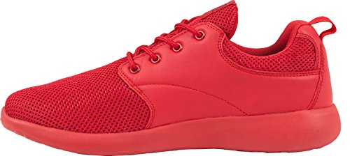 Baja Classics Unisex Adulto Light Rot Urban Shoe firered Runner 715 Zapatilla firered SOXq0wd