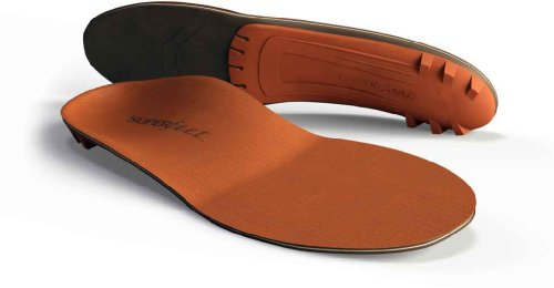 SuperFeet Copper DMP Insoles - personalised Comfort & Performance