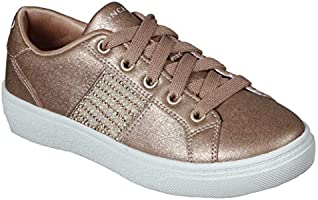 Concept 3 by Skechers Kids' Sheen & Luster Lace-up Sneaker