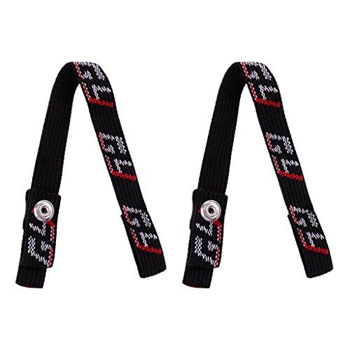D DOLITY Premium Correas de Cascos de Hockey Sobre Hielo para Prácticas y Ejercicios