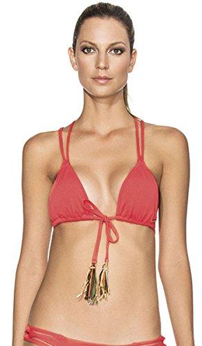Agua Bendita Swimwear 2016 Bendito VIENTO Swimsuit Bikini Top NA