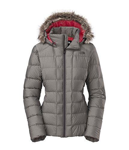 The North Face Women's Gotham Jacket Graphite Grey Heather -