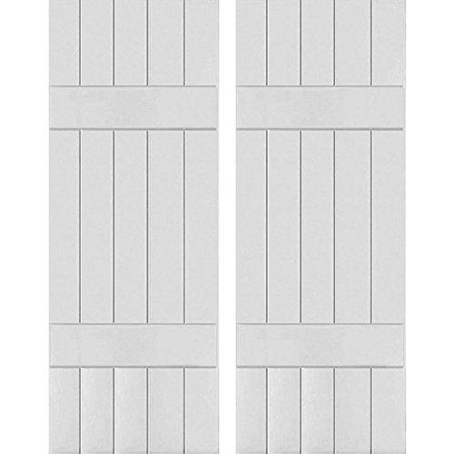 Ekena Millwork CWB18X037PRC Exterior Five Board