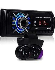 Som Automotivo Aparelho De Som Carro Bluetooth Usb Aux Sd Pendrive Rádio