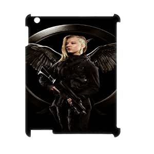 The Hunger Games 3 HILDA075185 3D Art Print Design Phone Back Case Customized Hard Shell Protection Ipad2,3,4