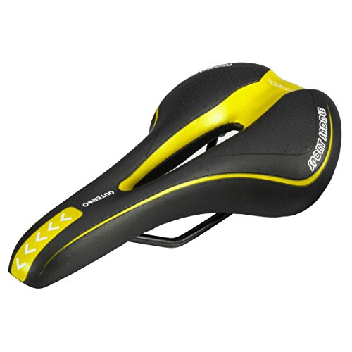 OUTERDO Bike Saddle Mountain Bike Seat Professional Road MTB Gel Comfort Bicycle Seat Cycling Seat Cushion Pad