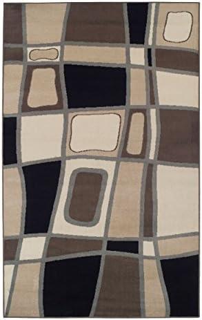 Superior Cobblestone Area Rug Collection 4X6