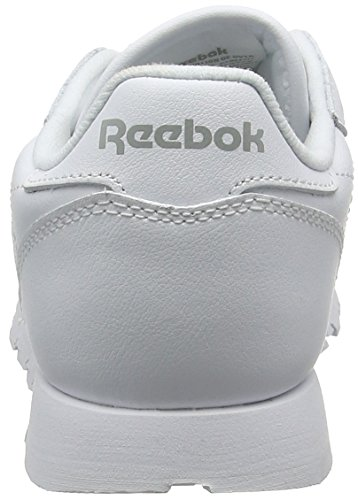 Reebok Classic Leather, Zapatillas de Trail Running Para Niños Blanco (White/1 000)