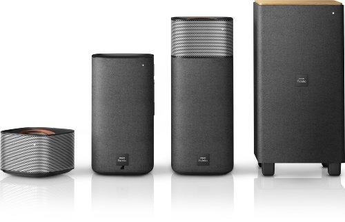 Philips Fidelio E5 Wireless Surround on Demand Speakers