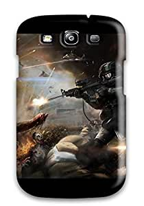 Fashion Protective Warzone Case For Galaxy S3 Cover