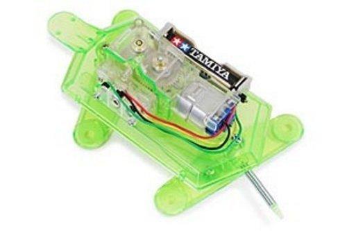 Tamiya Mechanical Turtle - Turtle Mechanical