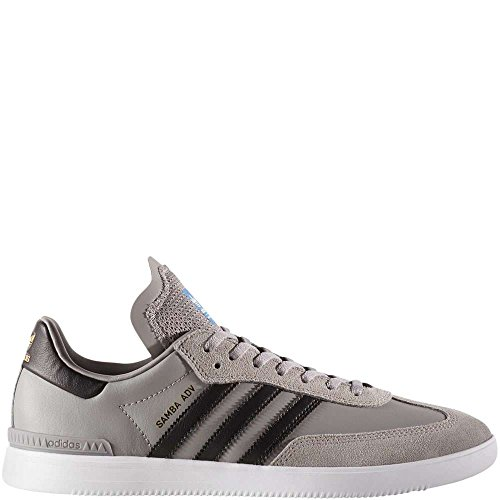 ce8e0355be9 Jual adidas Samba ADV Skate Shoes - Mens Black White - Skateboarding ...