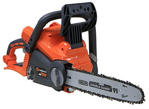 Redback 12 in. 40V Brushless Cordless Li-ion Chain Saw  - Battery and Charger Not Included by Redback