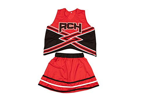 Bring It Torrance Shipman (K. Dunst) Rancho Carne High School Toros Cheerleader Uniform Stitch Sewn Colors (2XL, -