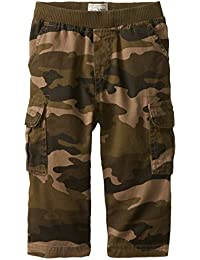 Boys' Pull On Cargo Pants