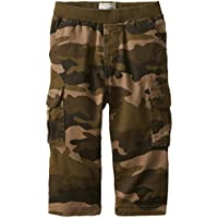 The Children's Place Boys' Pull On Cargo Pants