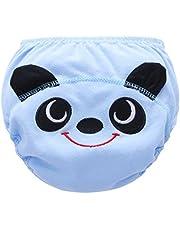 Pantalones De Entrenamiento De Algodón Pañales Lavables De Algodón Bebé - 6, 100 por 16 kg