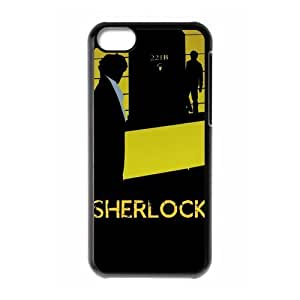 """Lmf DIY phone caseiphone 6 plus inch plastic protective cheap case cover with TV show """"sherlockLmf DIY phone case1"""