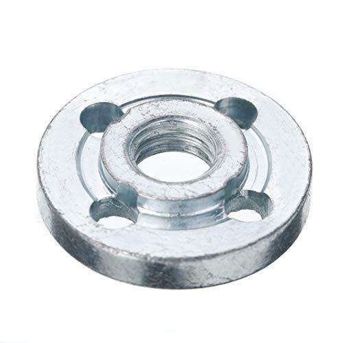 Maslin New Grinder Nut Fit for M10 Spindle Thread Mayitr Angle Grinder Flange Kit
