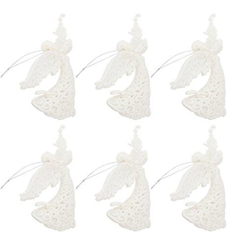 White Angels Ornaments - 2