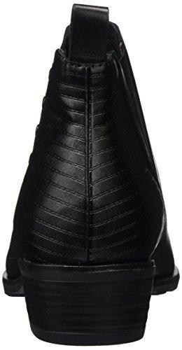 Caprice 25322, Botines para Mujer Negro (BLACK 001)