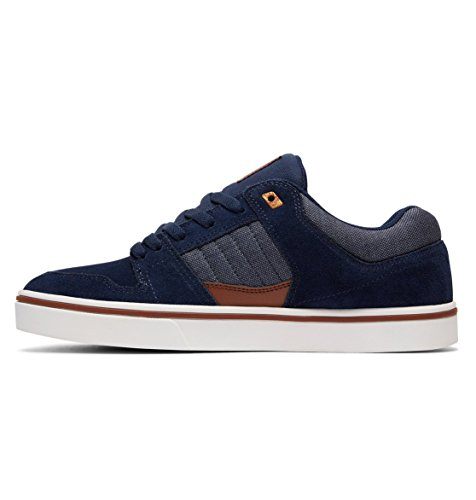 Top M Herren Navy Shoe Blue Low DC 2 Course Se White w0cZ7f