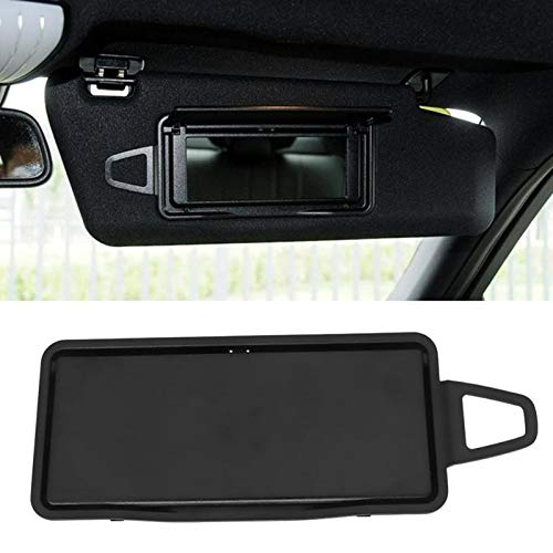 Love Environment Left Side Sun Visor Mirror with Frame+ Cover for Mercedes Benz W212 W218