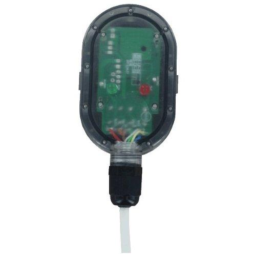 Dwyer® Line Powered Water Leak Detector, WD3-LP-D2, DPDT, No Audible Alarm
