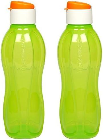 Tupperware – Botella de agua – 1 litro Fliptop libertad botella de ...