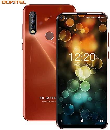 OUKITEL Smartphone desbloqueado, teléfonos inteligentes C17pro ...