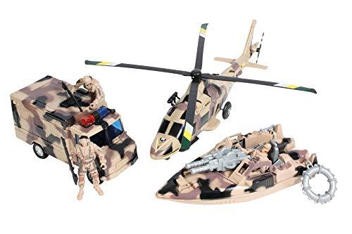 Rothco Super Warrior Vehicle Play Set