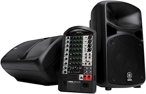 Yamaha STAGEPAS 600I Portable System