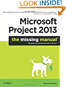 #8: Microsoft Project 2013: The Missing Manual (Missing Manuals)
