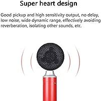 Micrófono Capacitancia/PC Micrófono, En Forma De Corazón ...