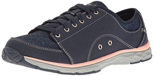 Dr. Scholls Dames Anna Mode Sneaker Marine Twill / Stof