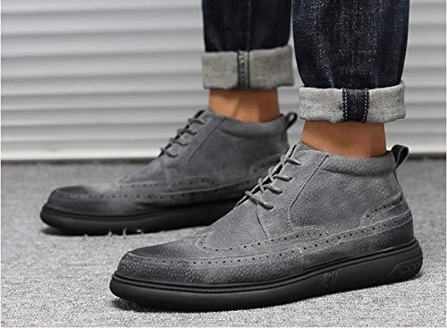 Fmwlst Aller Chaussures Tout Pour Hommes D'hiver En Pu Wryayq0x7 Bottes TlK3F1Jc