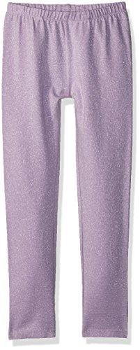 Gymboree Toddler Girls' Sparkle Legging, Light Purple, 5T -