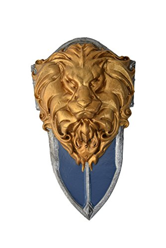 Swordfish Tech Warcraft, Stormwind Shield 3,360mAh External Power Bank – Warcraft Movie Official Licensed
